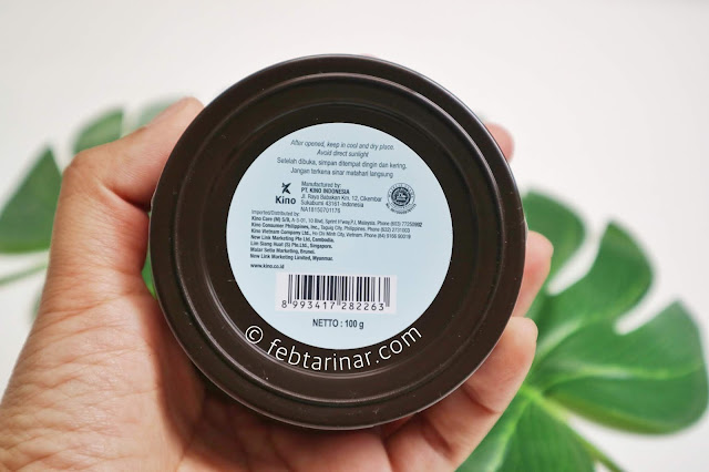 bandung beauty blogger review lulur bali milk ovale