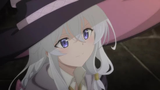 Majo no Tabitabi Episode 4