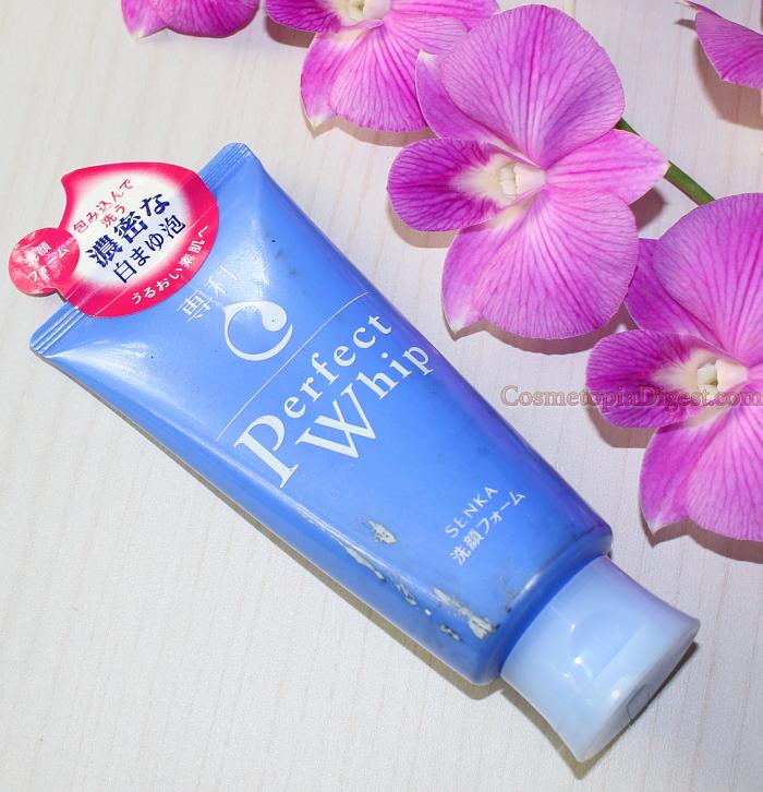 Shiseido Senka Perfect Whip Face Wash