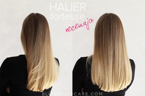 Moje włosy po Halier Fortesse | Recenzja - czytaj dalej »