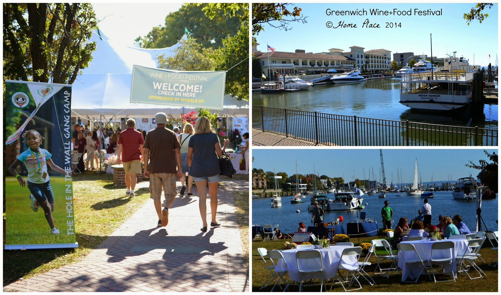 #GWFF2014 - Greenwich Wine + Food Festival 2014