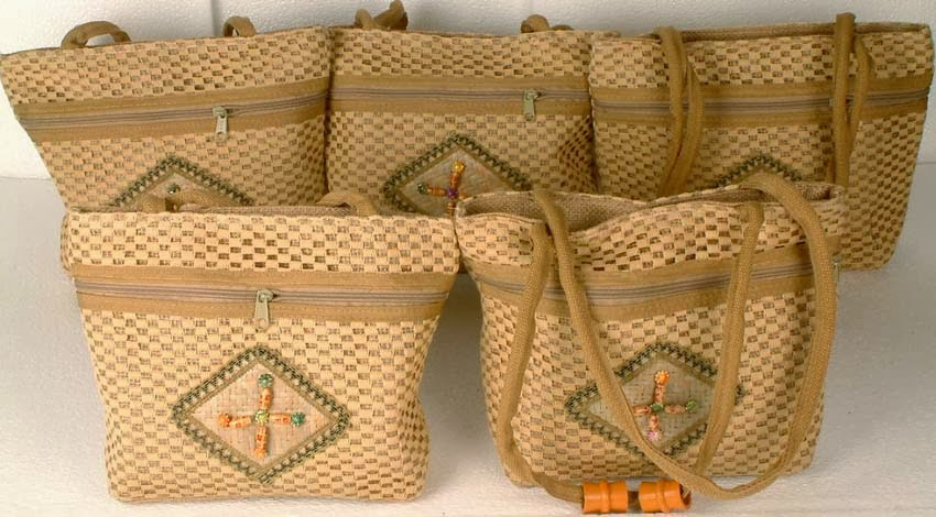 The Cultural Heritage Of India Beautiful Jute Handicrafts Of India