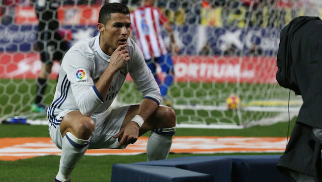 Ballon d'Or untuk Cristiano Ronaldo