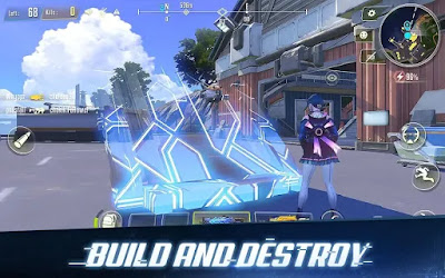 Download Cyber Hunter Android Apk