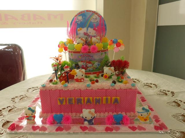 Hiasan Kue Ulang Tahun Aksesoris Kue Ulang Tahun Ornamen