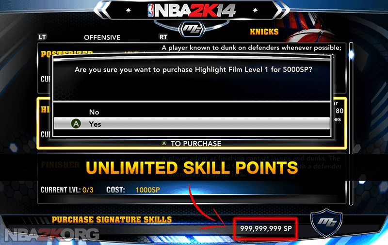 <b>nba</b>-<b>2k14</b>-unlimited-skill- ...