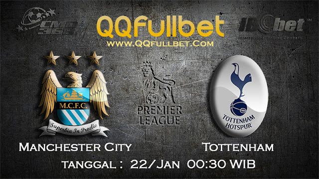 PREDIKSIBOLA - PREDIKSI TARUHAN BOLA MANCHESTER CITY VS TOTTENHAM HOTSPUR 22 JANUARI 2017 (ENGLISH PREMIER LEAGUE)
