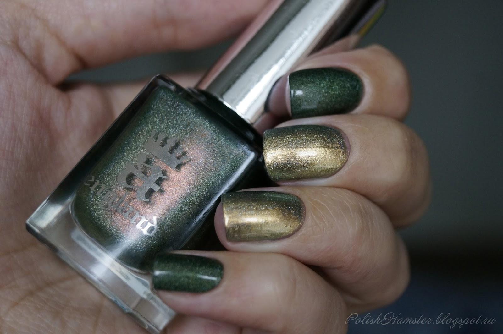 A-England Dragon, Eva Mosaic 153, KBShimmer Prism break