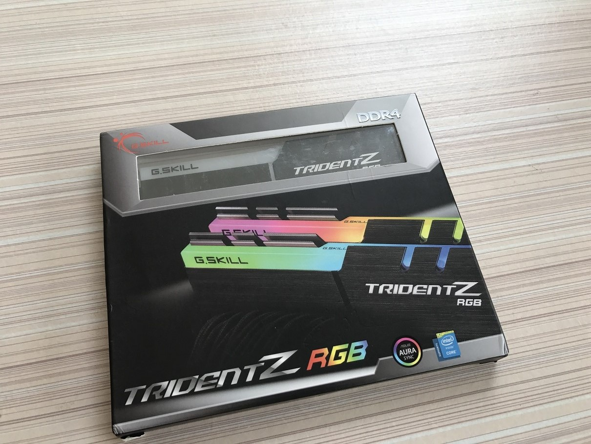 G Skill Trident Z RGB 16GB 3200Mhz Review ~ Computers and