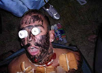 Fotos de las peores borracheras entre amigos