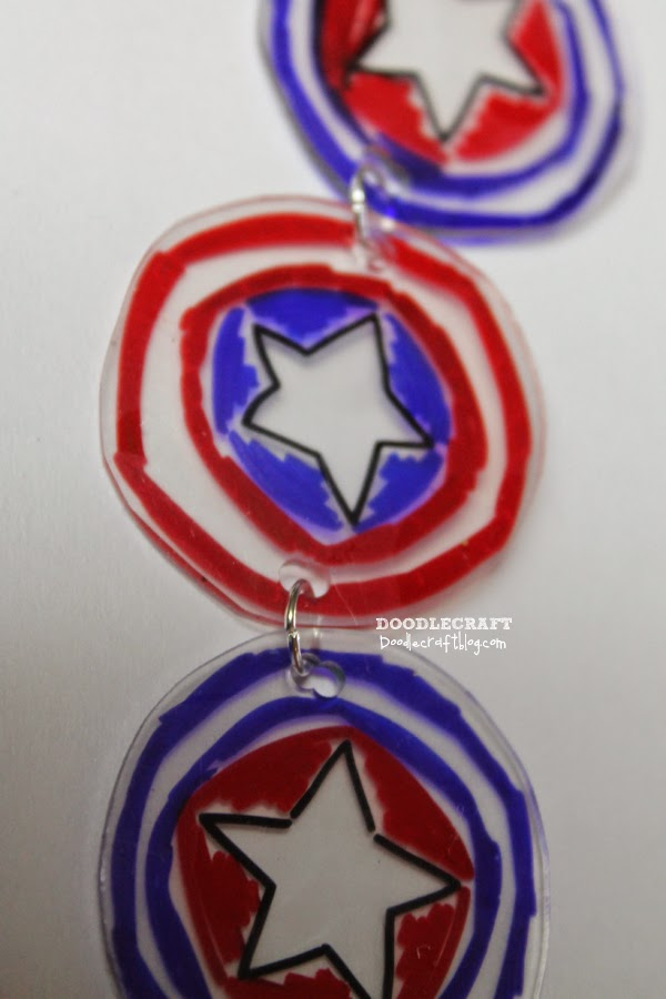 Captain America The Winter Soldier Necklaces