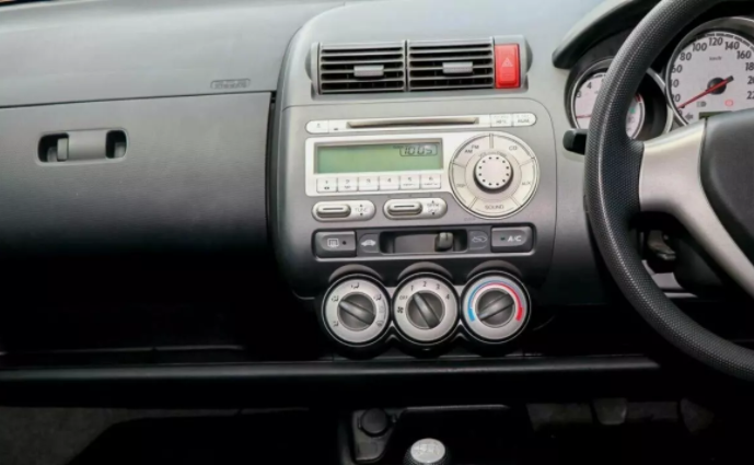 No Nose Smiley Android Head Unit For Honda Jazz