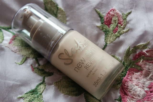 sleek new skin revive foundation shell