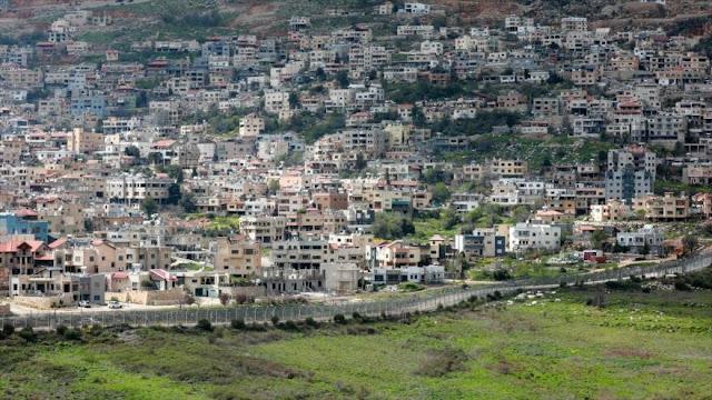 Israel revela plan para cambiar equilibrio demográfico de Golán sirio