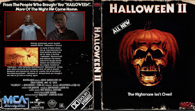 custom blu ray cover - Halloween Ii Blu Ray
