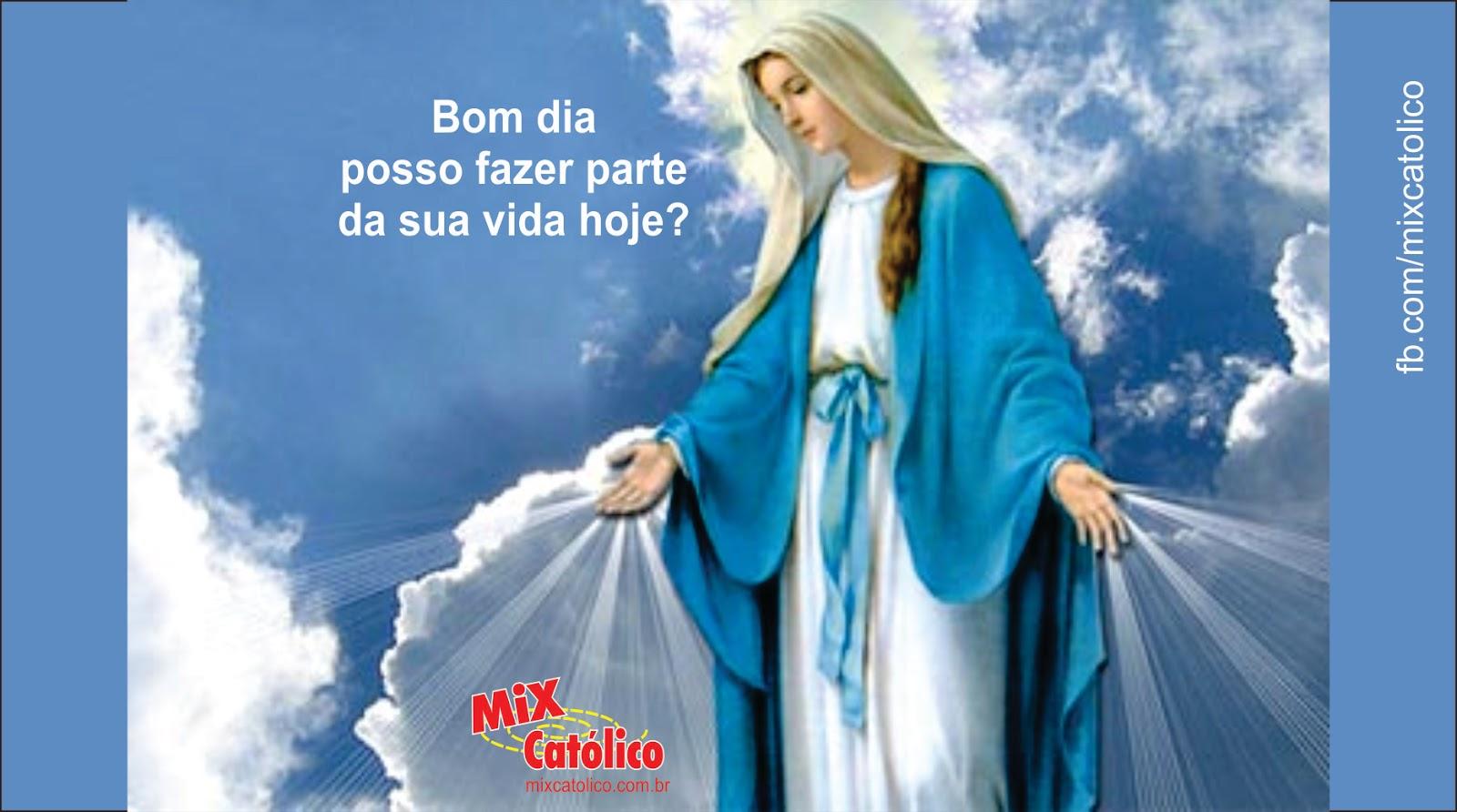 Beleza Da Vida Bom Dia: Mensagens Catolicas