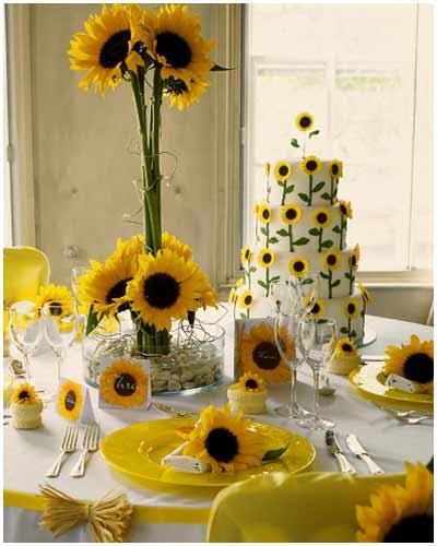 Simple Wedding Idea: Story Of Wedding: Summer Wedding Ideas