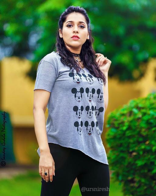Rashmi Gautham Latest Stills from Dhee 10 Show