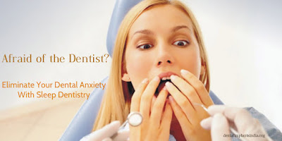 Sleep Dentistry in India