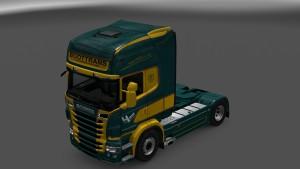 Scania RJL Boot Trans Skin