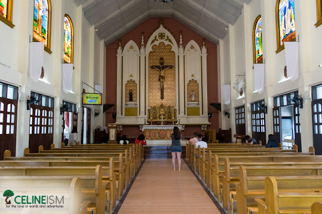 st faustina church paniqui tarlac