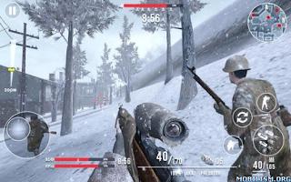 Call Of Sniper Mod APK