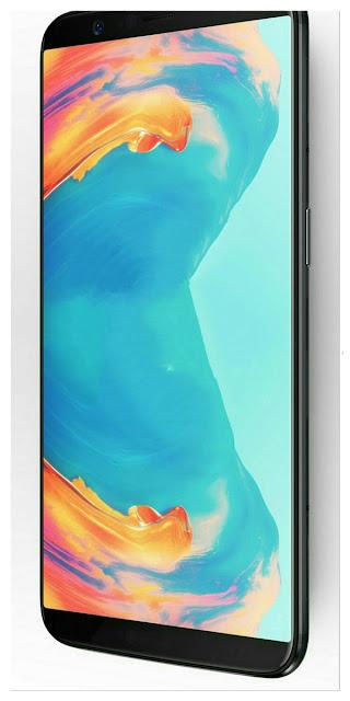 Lộ diện hình ảnh chiếc điện thoại OnePlus 5T với màn hình vô cực