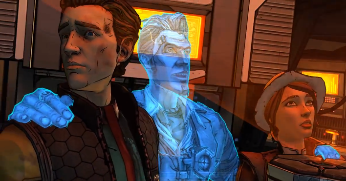 Image result for tales from the borderlands handsome jack returns