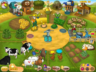 Free Download Games Farm Mania 2 For PC Full Version ZGASPC
