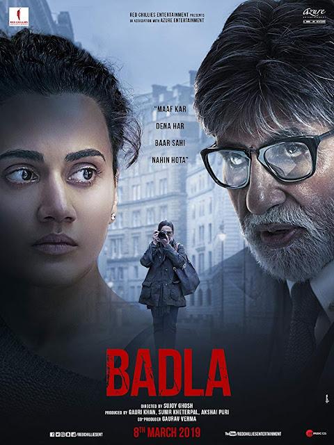Review film Badla (2019)