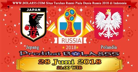 Prediksi Bola855 Japan vs Poland 28 Juni 2018