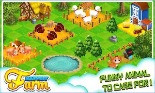 Game Harvest Farm App