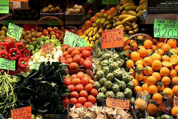 Keine Lebensmittel verschwenden Lebensmittel retten
