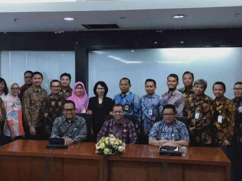 Pertamina Bersama KKKS dan SKK Migas Kunjungi Pemprov Kalimantan Timur