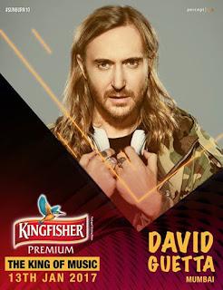 DAVID GUETTA INDIA BANGALURE MUMBAI 2017 #Guetta4Good