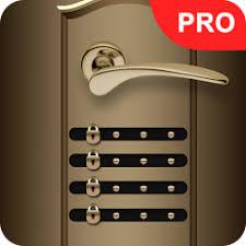 Door Lock Screen Pro