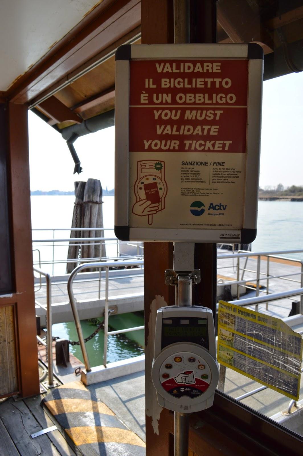 come visitare le isole di venezia