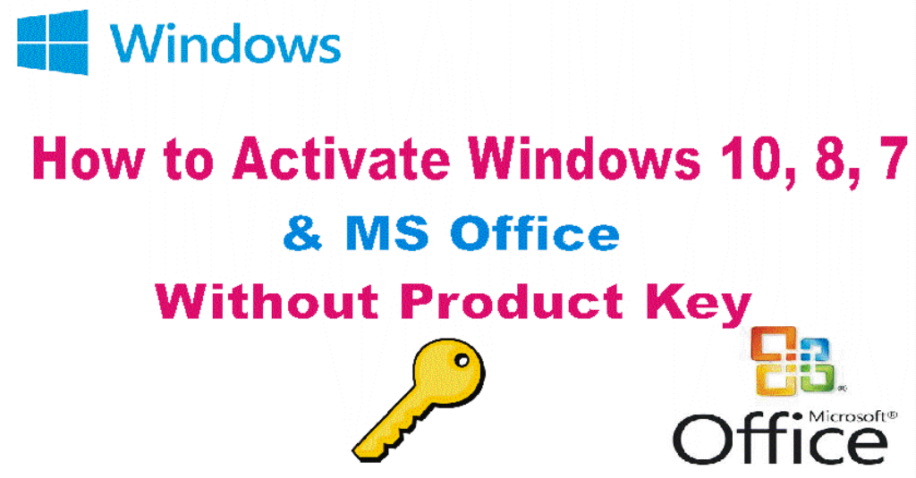 How to activate windows 10 8 7 ms office without product key how to activate windows 10 8 7 ms office without product key ccuart Gallery