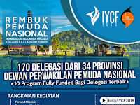 Apply for Indonesian Youth Collaboration Forum 2018