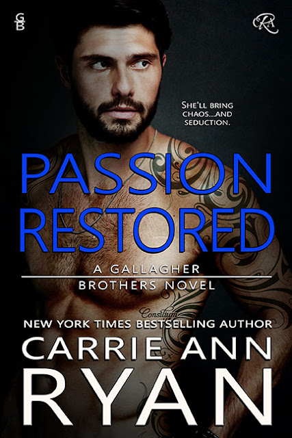 Chapter Reveal - PASSION RESTORED by Carrie Ann Ryan