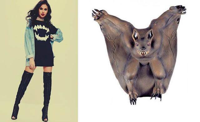 pareri idei costume de halloween masti vampiri lilieci