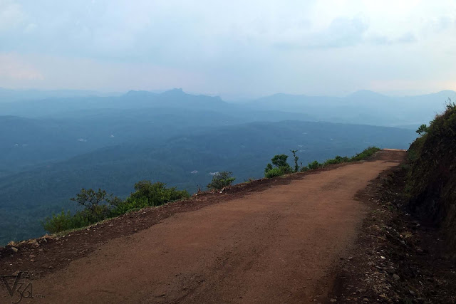 Dangerous roads of Mullayanagiri-Seethalayanagiri with blind turns