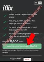 cara mendaftar iflix