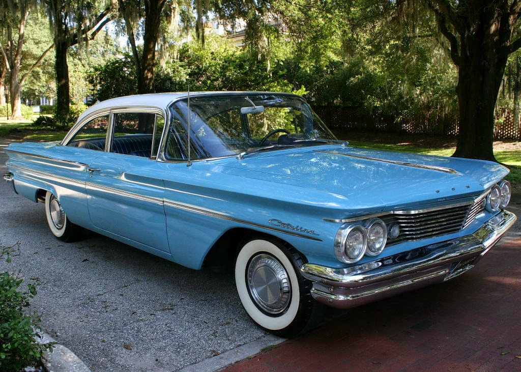 All American Classic Cars 1960 Pontiac Catalina 2 Door