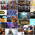 League of Legends: Invitaciones o Fondos para Imprimir Gratis.