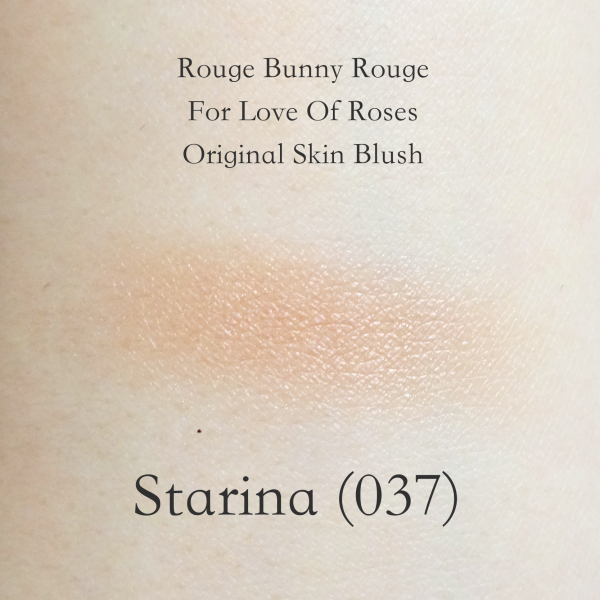 Rouge Bunny Rouge Starina review swatch