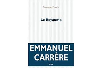 Lundi Librairie : Le Royaume - Emmanuel Carrère #MRL14