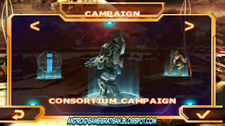 Starfront: Collision HD apk + data