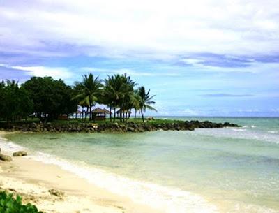 Pantai carita banten
