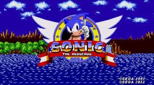 Game -  Sonic The Hedgehog™ v3.0.2 Apk mod Unlocked
